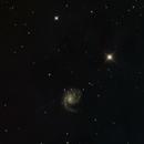 Messier 99,                                Mark Spruce