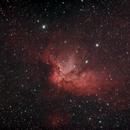 The Wizard Nebula (NGC 7380),                                Francesco