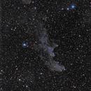 Witch Head Nebula,                                Chad Quandt