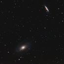 GLX Sisters M81, M82,                                Frank Lothar Unger