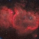 Soul Nebula in Cassiopeia,                                Ron