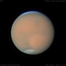 Mars | 2018-07-14 8:06 UTC | RGB,                                Chappel Astro