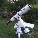 TS-Optics Photoline 115mm f/7 Triplet apo refractor and Bellavia Basic Guidescope,                                Steven Bellavia