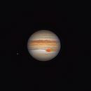 Io, Europa, Jupiter & Callisto,                                David Cheng