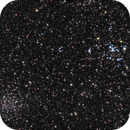 M46 M47 NGC2423 NGC2425 NGC2438 in Puppis,                                astropleiades