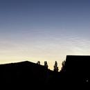 Comet C/2020 F3 + Noctilucent Clouds + Venus,                                AstroEdy