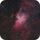 Eagle Nebula - Messier 16,                                Maicon Germiniani