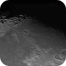 Shadows over Mare Crisum and Mare Fecunditatis,                                Jairo Amaral
