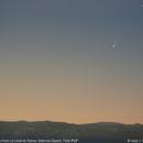 Comet ISON on Serra Grossa,                                José J. Chambó