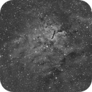 NGC6823 and NGC6820 in Ha,                                Marc Schuh