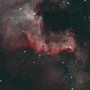The Cygnus Wall of NGC 7000,                                astrobrian