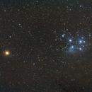 Mars and Pleiades,                                Thorsten