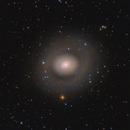 Cat's Eye Galaxy M94,                                Kongyangshik