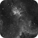 Inside the Heart Nebula,                                Dan Shallenberger