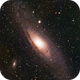 Andromeda Galaxy,                                Kristof Dabrowski