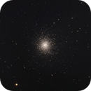 M13 - Hercules Cluster,                                Bob Stewart