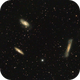 The Leo Triplet M65, M66, NGC 3628,                                JohnAdastra