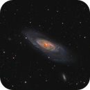 Messier 106,                                Barry Wilson