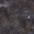 Region of M8,                                auralgeek