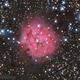 IC5146 Cocoon Nebula in (R+HA)GB,                                Kayron Mercieca