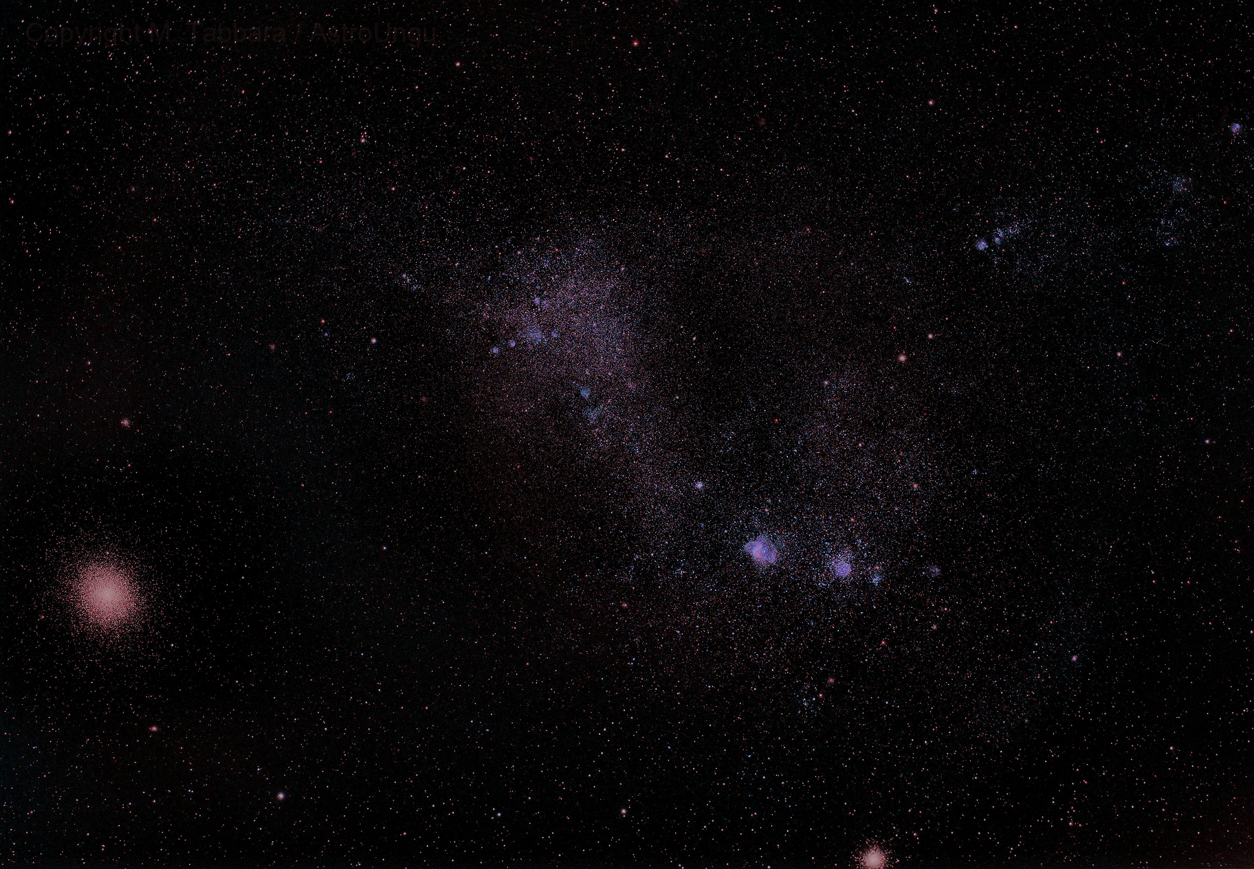NGC 292,                                Mo Tabbara