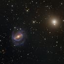 NGC 5850 NGC 5846,                                SCObservatory