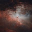 M16 (Eagle Nebula),                                Christopher Dietz