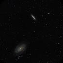 M81 & M82 Galaxies,                                Michael Kalika