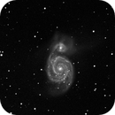 M51 Whirpool Galaxy,                                Marco Stra
