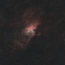 Messier 16,                                Simon