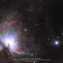 The Great Nebula of  Orion,                                Darien Perla