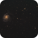 M101 with new AT115,                                  David Goldstein