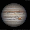 Jupiter | RGB | 2018-05-11 3:52.7 UTC,                    Ethan & Geo Chappel