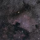 NGC 7000 (North America Nebula),                                luter68