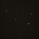 M97 & M108,                                Jeff Seivert