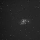M51 - Ha Only,                                Karl