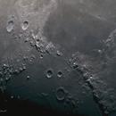 Mare Imbrium and Serenitatis,                                  David Schlaudt
