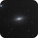NGC 3521 - Spiral Galaxy in Leo,                                Hap Griffin