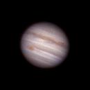 Jupiter & Io in motion,                                Scott Alber