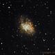 M1 , Crab Nebula,                                Jesús Piñeiro V.