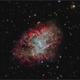 M1 The Crab Nebula,                                sky-watcher (johny)