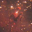 """M16, Eagle Nebula & """"Pillars of Creation"""",                                Sergei Sankov"""