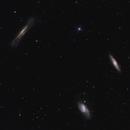 M65, M66, NGC3628 - Leo Triplet,                                Vincent Bchm