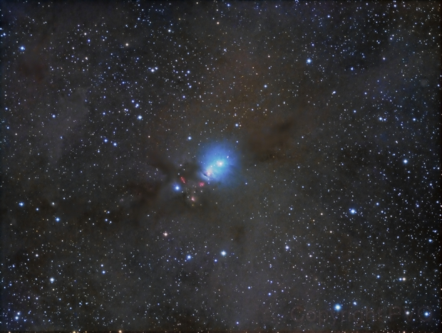 NGC1333 LRGB,                                PVO
