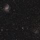NGC 6946 from red zone,                                Nikita P