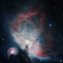 Orion Nebula,                                Stacy Spear