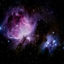 M42 The Orion Nebula,                                  Jganz