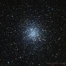 M22 - Globular Cluster in Sagittarius,                                Hap Griffin