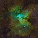 The Rim Nebula,                                Frank Bogaerts