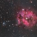 NGC 5146 Cocoon Nebula,                                  Carsten Eckhardt